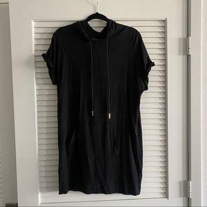Beyond Yoga hoodie dress, size small